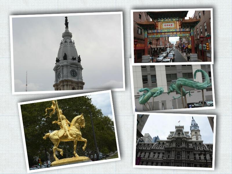 Alcuni scorci di Philadelphia
