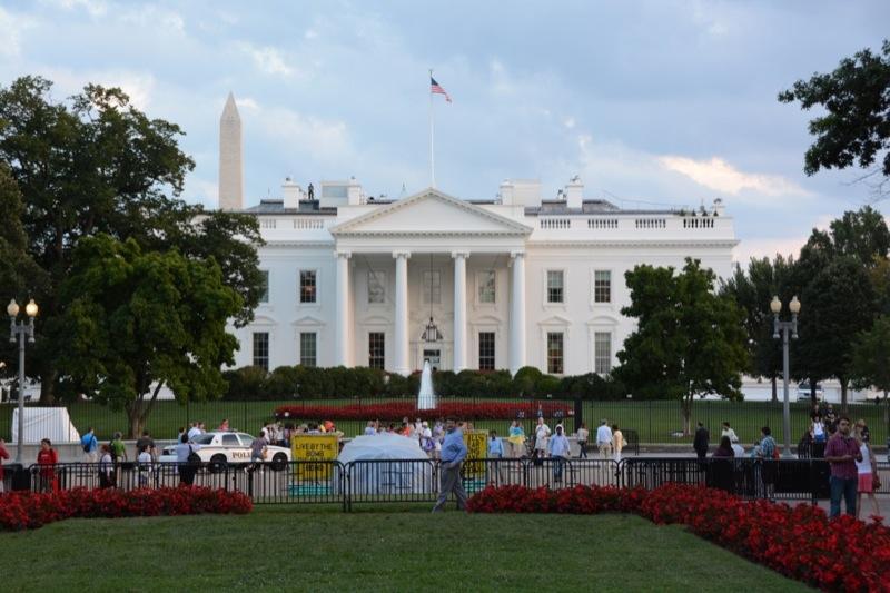 Casa Bianca (col cecchino sul tetto)
