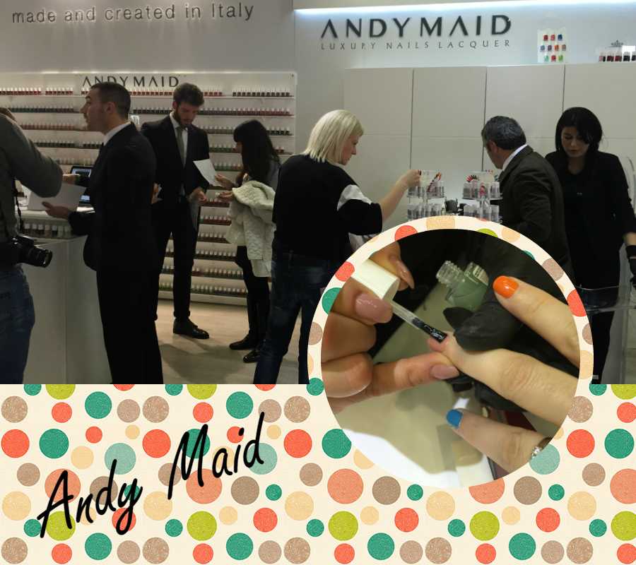 Cosmoprof Andy Maid